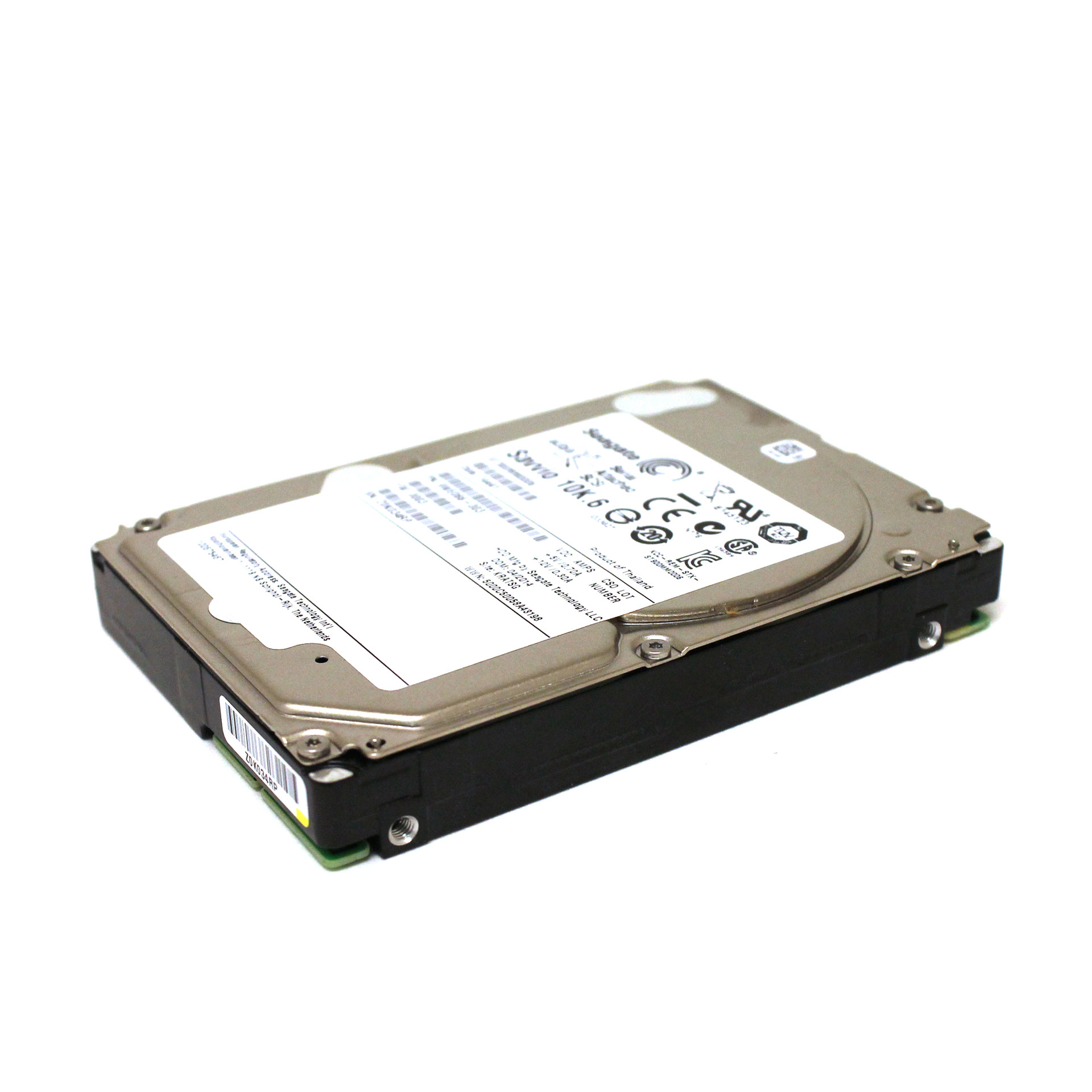 Seagate Savvio 10K.6 HDD 300GB Enterprise Performance SAS 6Gb/s
