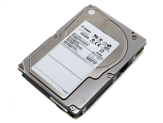 SUN 540-5626-01 10K 147GB Fibre Channel Hard Drive
