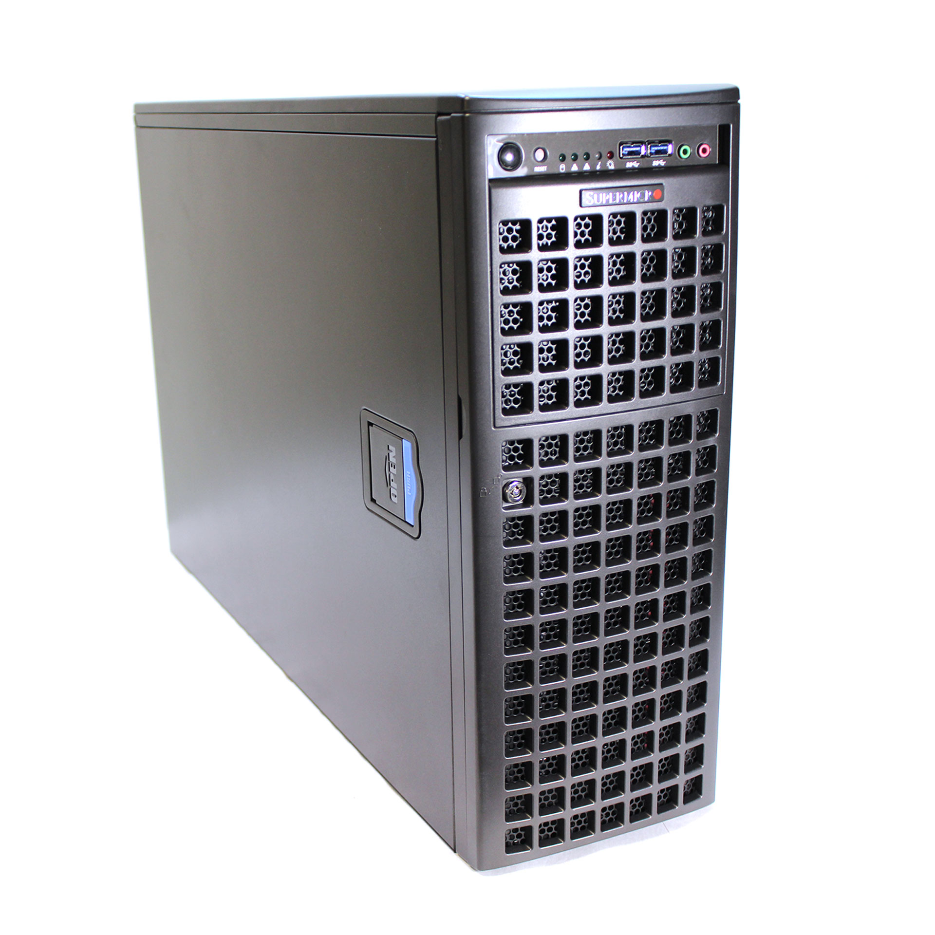 Supermicro SuperWorkstation 7048GR-TR Server no CPU 0 MB 0 GB