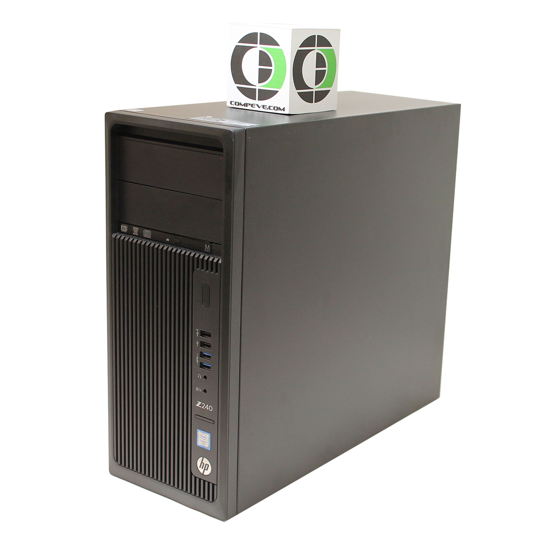 HP Workstation Z240 Core i7 6700 16GB 1TB Quadro K1200 T4N77UT