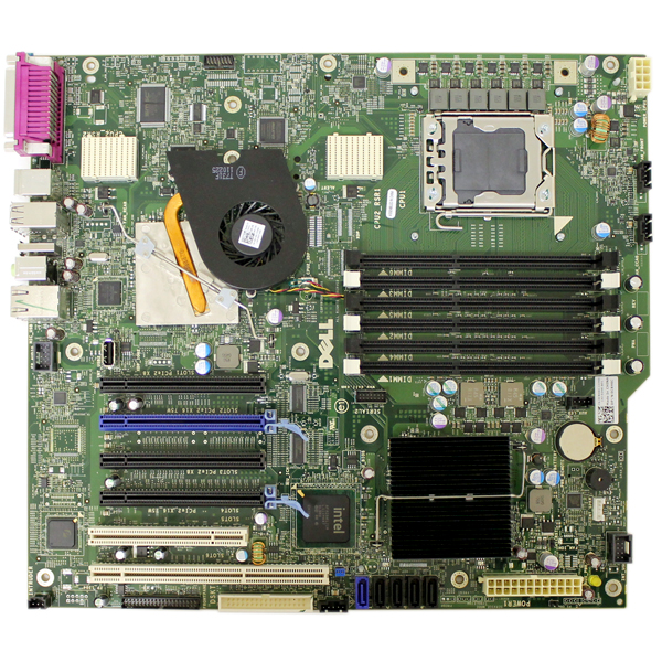 Dell Precision T5500 Workstation Motherboard CRH6C LGA 1366