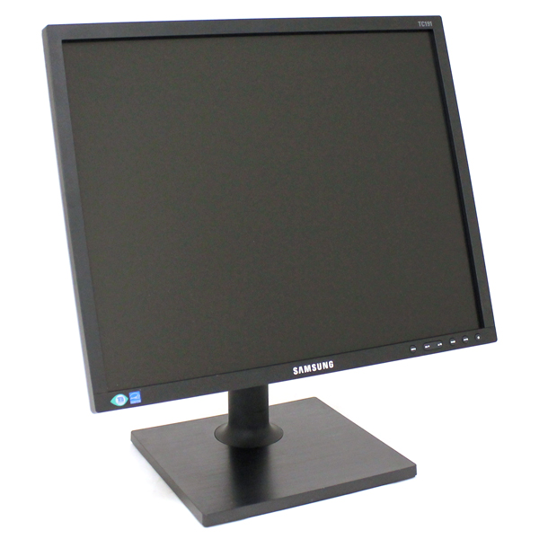 "Samsung TC191W All-in-One 19"" LED LCD Cloud Monitor Thin Client"