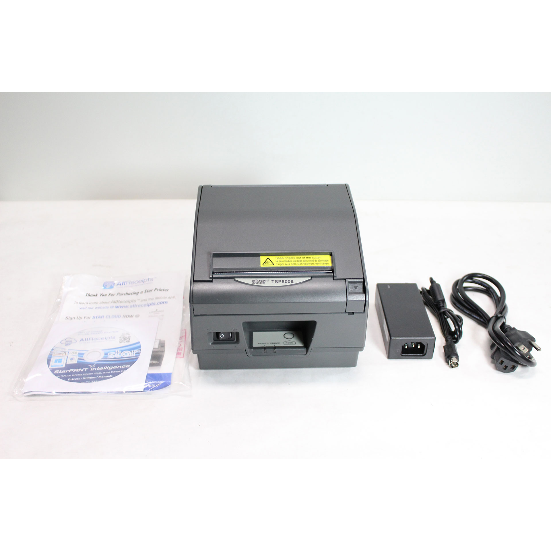 Star TSP800IIWebPRNT-24 Receipt Printer Direct Thermal TSP800