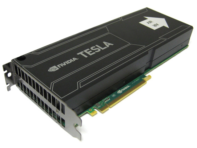 nVidia Tesla K10 8GB Processing Unit GPU 900-22055-0310-001