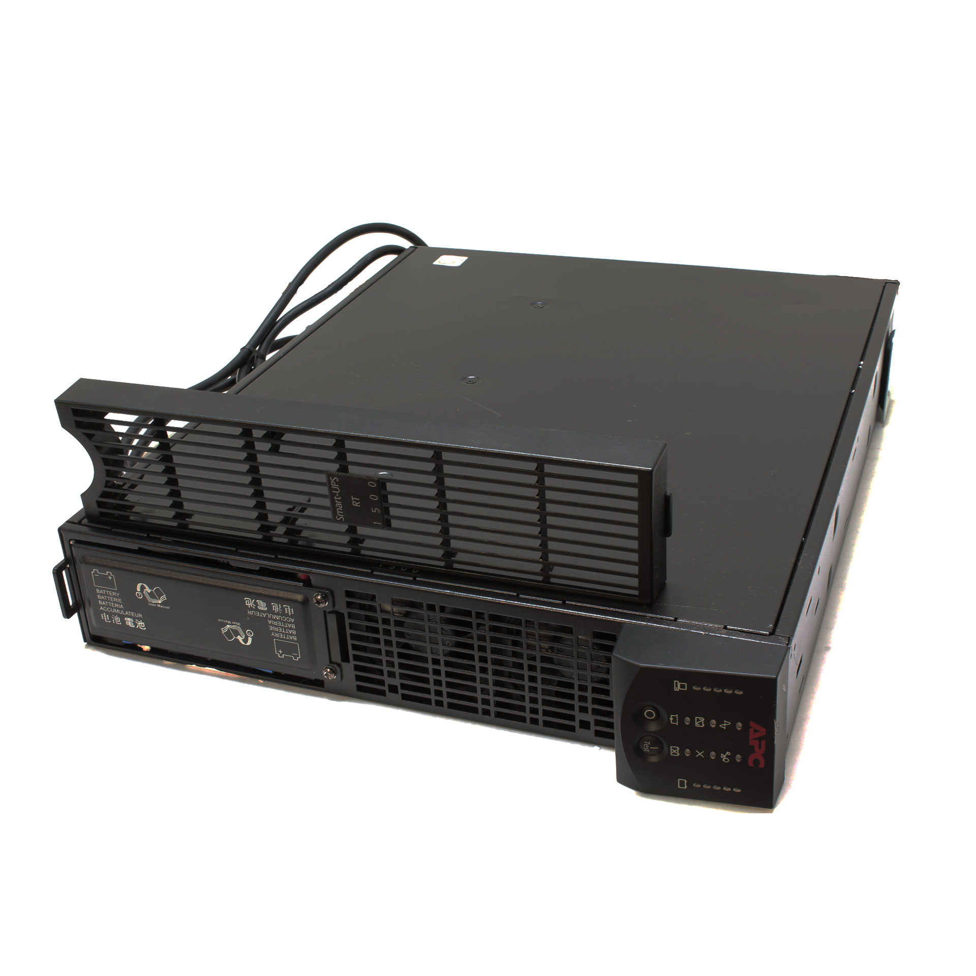 APC Smart-UPS RT 1500 Rack Tower UPS SURTA1500RMXL2U 120V