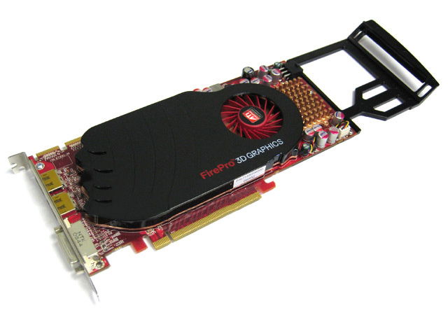 ATI FirePro V7750 1GB GDDR3 Graphics Video Card DisplayPort