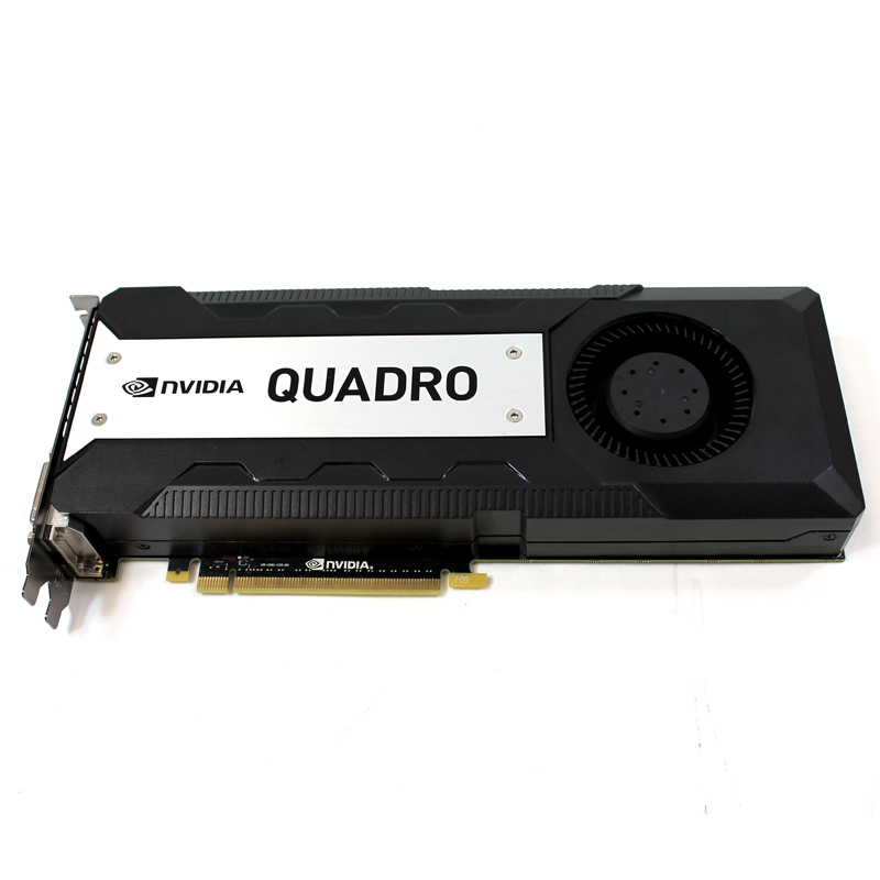 PNY nVidia Quadro K6000 12 GB DVI X2 DP VCQK6000 Video Card