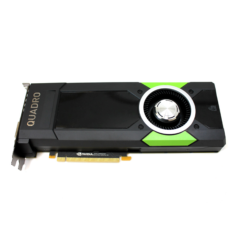 PNY nVidia Quadro P5000 PCI-E 16GB Video Graphics Card VCQP5000