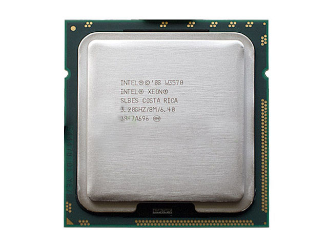 Intel Xeon Quad Core W3570 3.2GHz 8MB Cache 6.40GT/s LGA1366 CPU