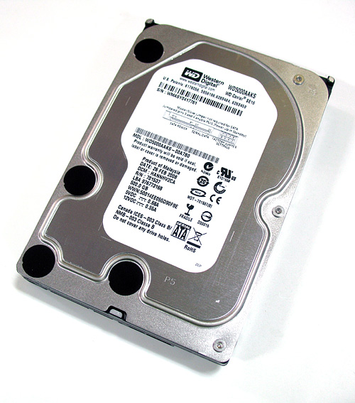 Western Digital Blue 160GB WD1600AAJB-00J3A0 7200RPM 8MB ATA HDD