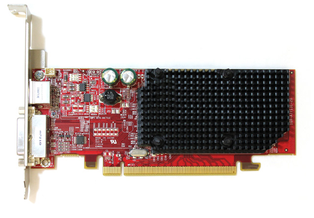 ATI Radeon X1300 128MB DVI TV-Out PCI-E HJ513 Dell Video Card