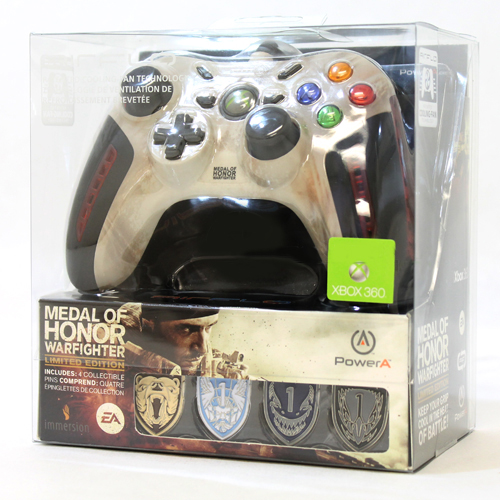 Power A Medal of Honor Warfighter Air Flo Controller Xbox 360