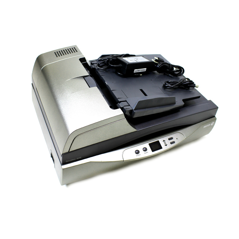 Xerox DocuMate 3640 Hi-Speed USB Scanner PN: XDM36405M