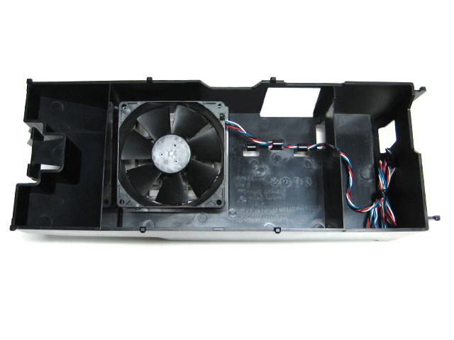 Dell Cooler Case Fan And Shroud Assembly P/N X1462, HD940