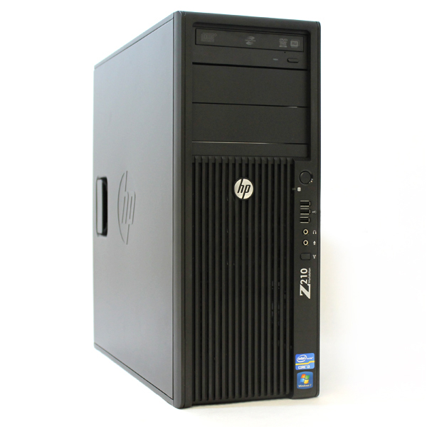 HP Z210 Desktop Intel E3-1270 3.4GHz / 12GB RAM / 2TB HDD Win7