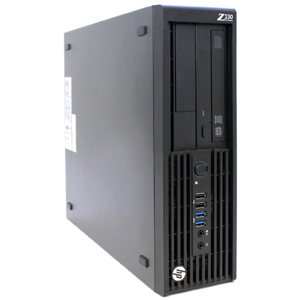 HP Z230 SFF Workstation D1P35AV Intel Xeon 3.40Ghz 8GB 500GB HDD