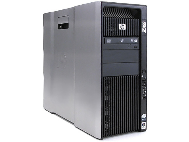 HP Z800 Workstation FM016UT Intel X5680 3.33GHz/ 12GB/ 300GB HDD