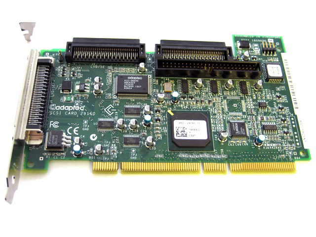 Adaptec ASC-29160 SCSI Controller Ultra160 68-pin Dell HP