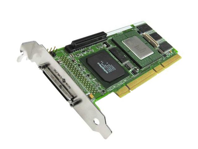 Adaptec ASR-2120S SCSI RAID PCI Low Profile Controller Adapter