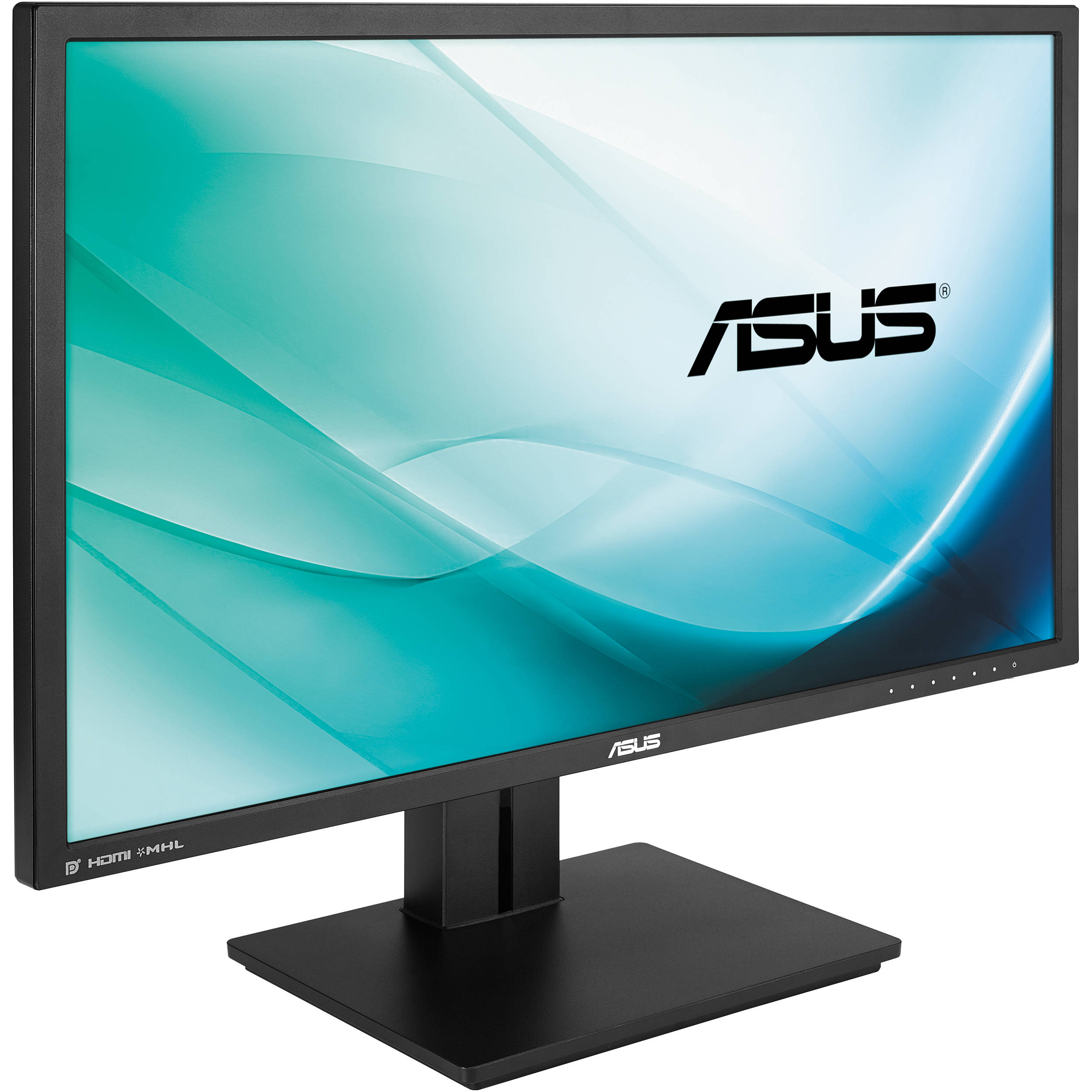 "ASUS PB287Q 28"" LED Monitor with Speakers 4K UltraHD Black"
