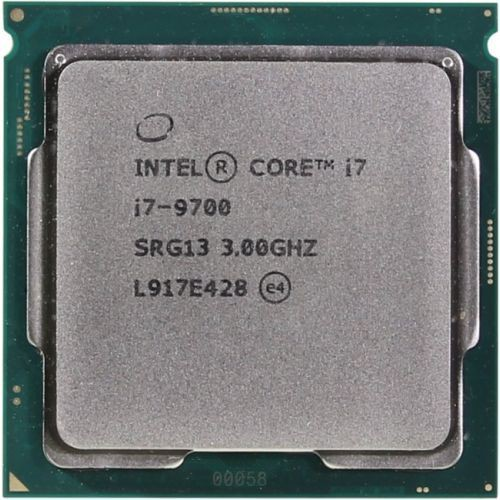 Intel Core i7-9700 3.00GHz 12M Cache Sockets FCLGA1151 SRG13