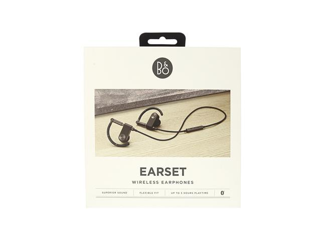 Bang & Olufsen Earset Premium Wireless Earset Pn: 1646002, Graph