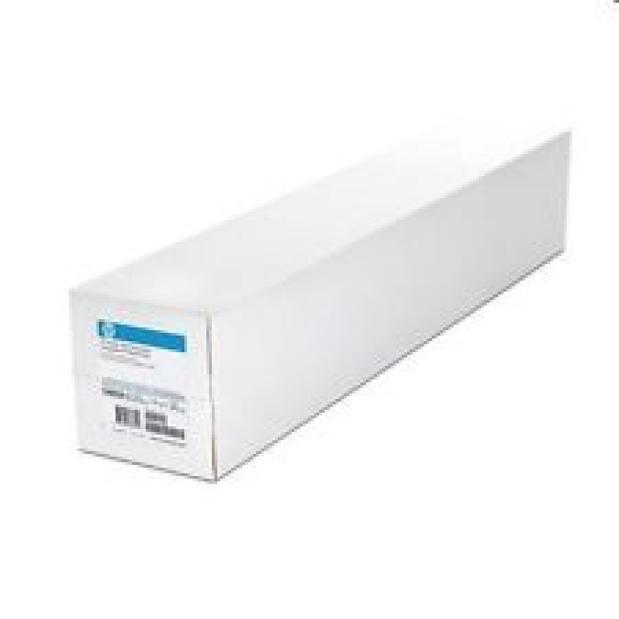 HP Designjet Inkjet Large Format Paper Matte Film 24in x125ft Wh