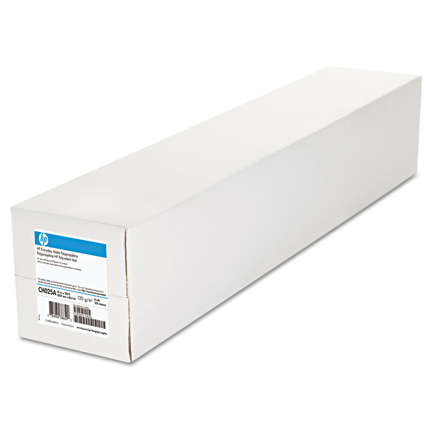 H-P Media Everyday Matte Poly 42X100 CH025A
