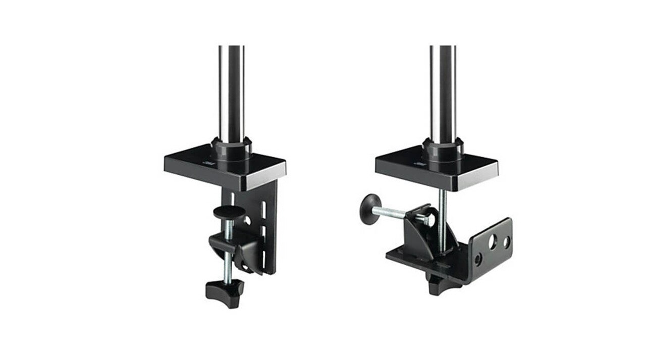 3M Ma240Mb Easy Adj Monitor Arm Blk MMM-MA240MB