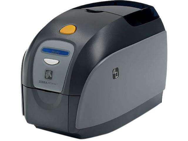 Zebracard Zxp Single-Sd Card Printer ZCD-Z11-00000000US00