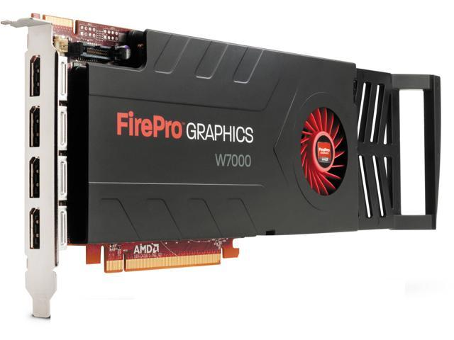 AMD FIREPRO W7000 WORKSTATION GRAPHICS CARD 100-505634