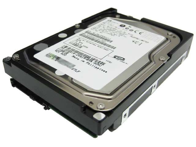 Fujitsu/Dell MAX3036RC 36GB SAS 15K RPM 8MB Hard Drive G8816 HDD