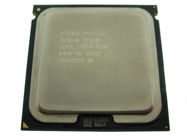 Intel E5345 SLAEJ 2.33Ghz Quad Core 8MB 1333Mhz CPU Processor