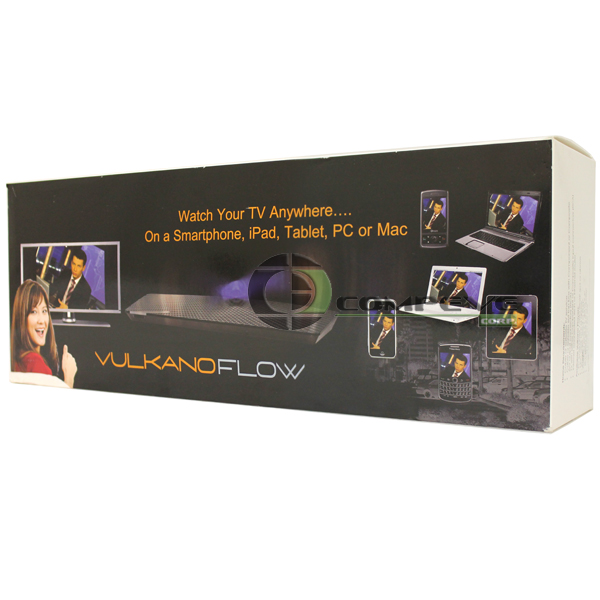 Monsoon Multimedia Vulkano Flow Digital Media Streamer 010410VF