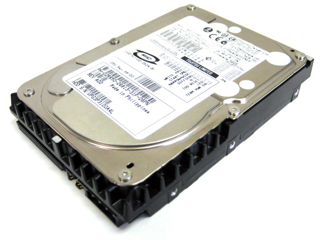 Fujitsu Dell 2R850 73GB Ultra320 SCSI 68-pin 10K RPM Hard Drive