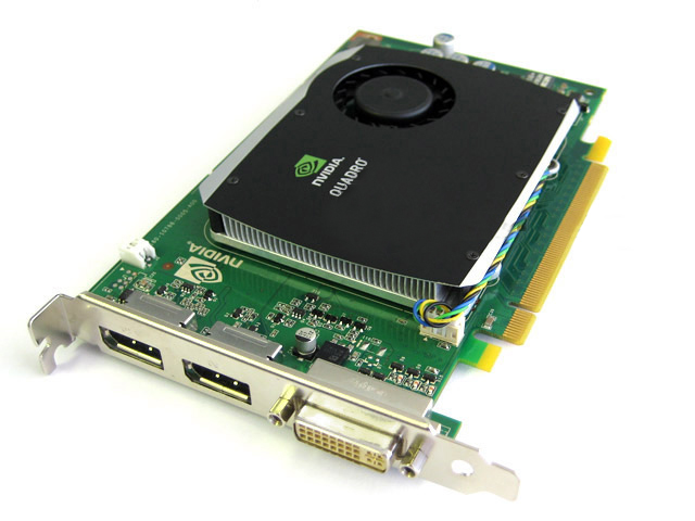 nVidia Quadro FX 580 512MB GDDR3 Video Card Dell R784K