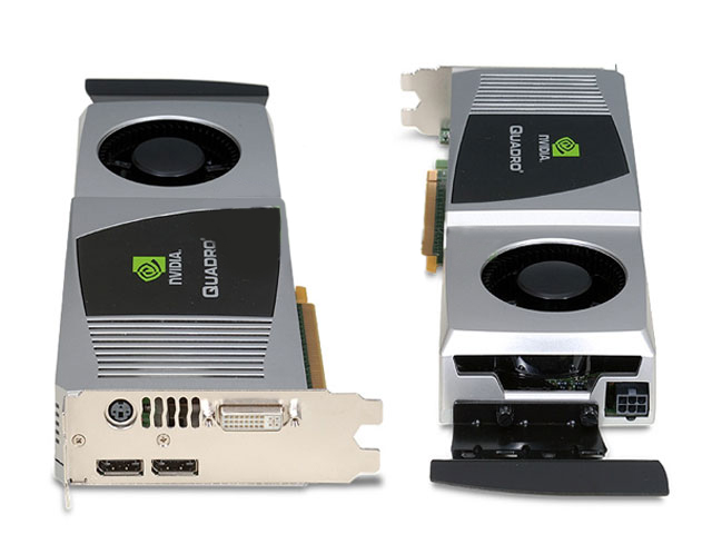 GE D0E0YW HP nVidia Quadro FX4800C Video Card 575580-001