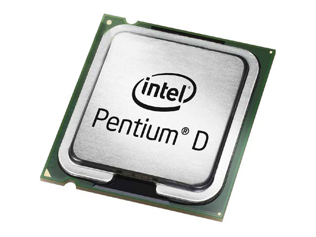 Intel Pentium D Dual Core 2.8GHz/2MB/800 FSB/SL8CP Processor