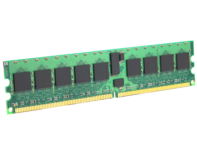 345112-551 HP XW8200 Workstation Memory RAM 512MB DDR2 PC2-3200