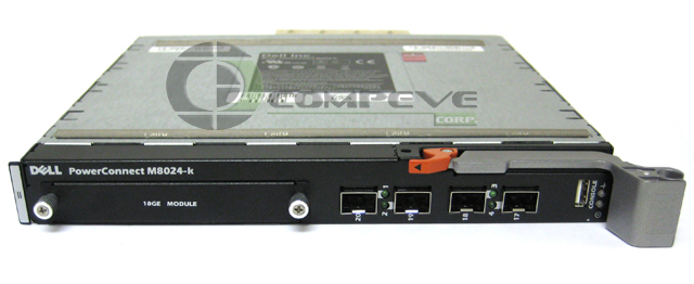 Dell PowerConnect M8024-k Transit Switch for M1000e 57821
