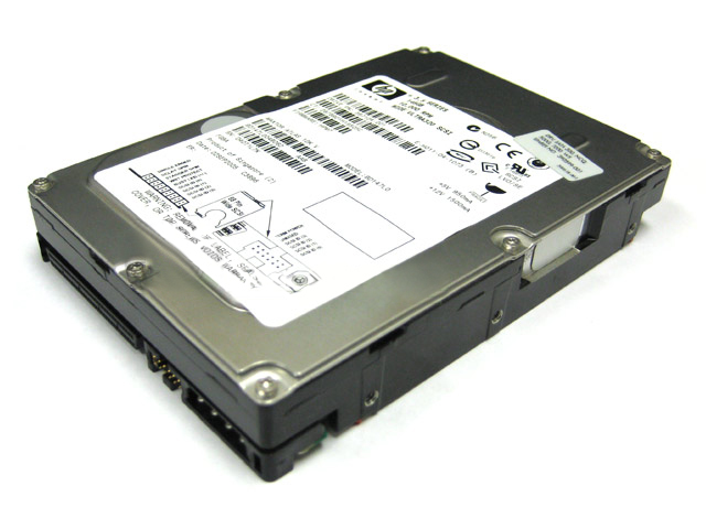 Maxtor 8D147L0 146GB 10K RPM U320 SCSI 8MB HDD 367104-001