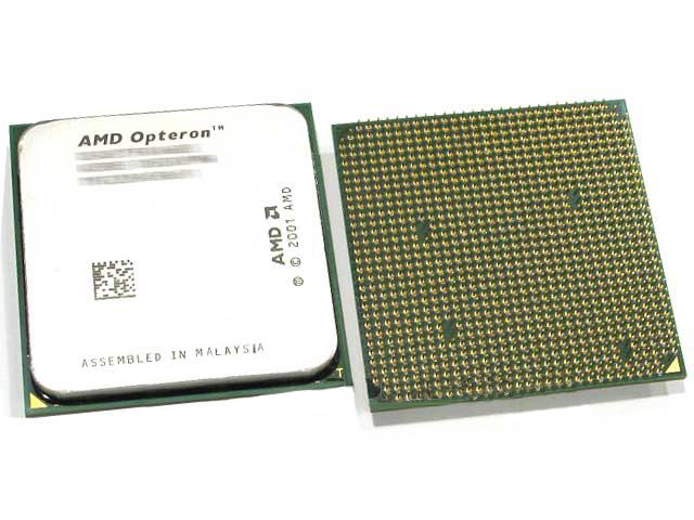 AMD 2.4GHz/1/1000 Opteron 250 OSA250FAA5BL - 940 Processor CPU