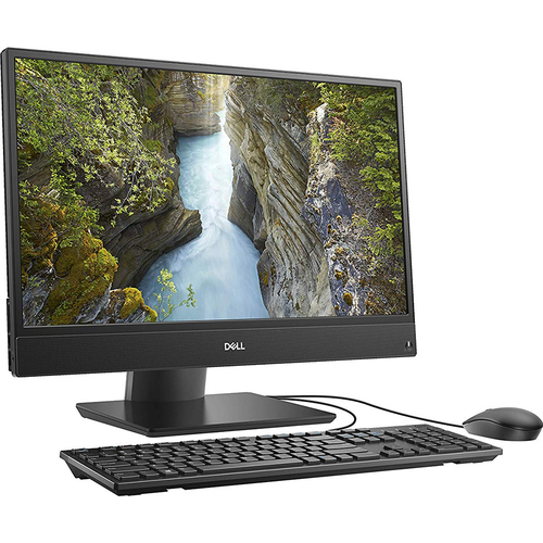 "Dell OptiPlex 5260 All-in-One 21.5"" CPU i5-8500 3.0GHZ RAM 8GB HDD 500GB HD Graphics 630 AC 100-240V 5TH38"