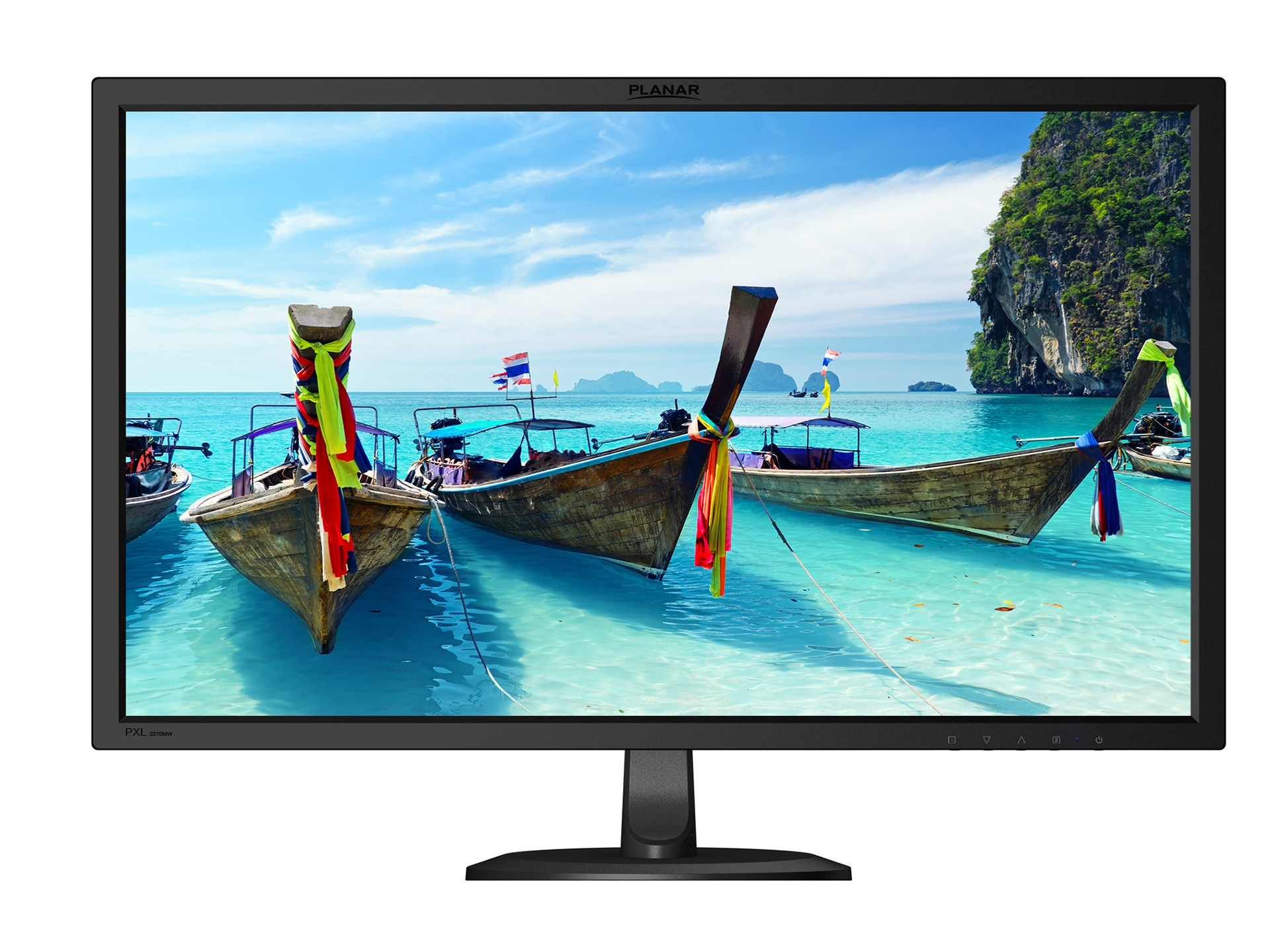 "The Planar PXL2270MW 22"" backlit-LED LCD monitor 997-8001-00"