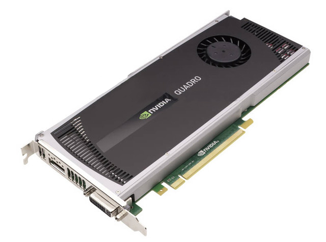 PNY nVidia Quadro 4000 for MAC 2GB GDDR5 PCIE x16 Video Card