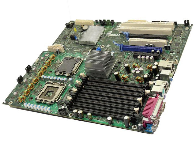 Dell Precision T5400 Workstation Motherboard RW203 Dual ... on