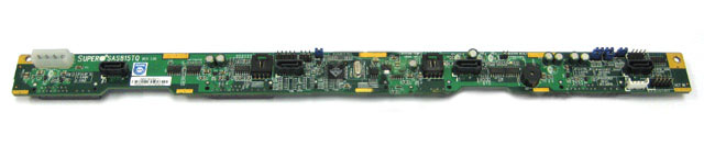Supermicro SAS815TQ SATA/SAS 1U Server Backplane