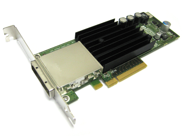 PNY Shax8 PCI Express x8 Host Adapter for Quadro Plex D2 D4