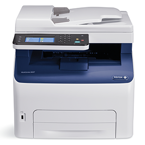 Xerox Workcentre 6027/NI Wireless Multifunction Color Printer