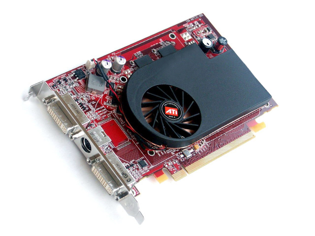 ATI HP 419543-001 419206-001 Radeon X1600XT 256MB Video Card